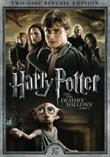 Harry Potter and The Deathly Hallows Part I DVD 2018 UPC 883929558469