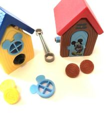 DISNEY Mickey Mouse And Friends Build A Tree House Baby Toddler Toy Girl Or Boy