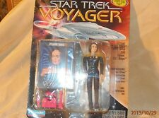 "Star Trek Voyager Torres 5"" in. Playmates Toys 1995!!!"