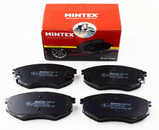 GENUINE BRAND NEW FRONT MINTEX BRAKE PADS SET MDB3260 (REAL IMAGES OF THE PARTS)