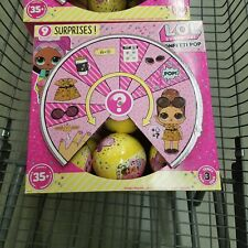 LOL Surprise CONFETTI POP Big sister DOLLS BALLS Full CASE BOX OF 18~9 LAYERS!!