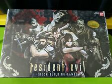 Bandai Cardgame Resident Evil - Deck Building Game Box Factory Sealed.