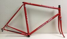 OLMO SAN REMO FRAME AND FORK 54 CM COLUMBUS TUBING AND DROPOUTS