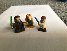 Star Wars Fighter Pods OBI WAN KENOBI Mini Figures loose micro ep1 tpm