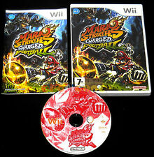 MARIO STRIKERS CHARGED FOOTBALL Wii Versione Italiana PAL 1ª Ediz ○○○○○ COMPLETO