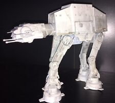 Star Wars Bandai AT-AT 1/144 Model Kit - BUILT and Fully painted/detailed