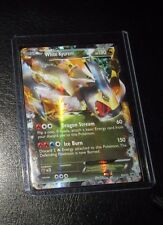 Pokemon Card/Tarjeta (Holofoil) White Kyurem EX Blackstar Promo B&W 180HP