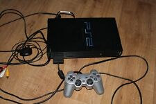 Sony PlayStation 2 Black Console (SCPH-39003) TESTED & WORKING
