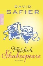 Plötzlich Shakespeare von David Safier