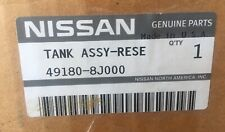 New Genuine Nissan Power Steering Pump Reservoir Tank Bottle & Cap   49180-8J000