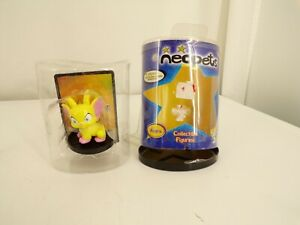 Neopets Yellow Acara Collectible Figure
