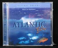 Atlantic Blue CD Music for Relaxation Natural Dreams 1999 Spa Meditation Nature