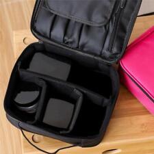 Portable Makeup Brush Cosmetic Bag Case Travel Brushes Organizer Bags Supply LA