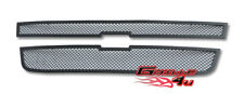 SS 1.8mm Black Mesh Grille For 04-10 Chevy Colorado
