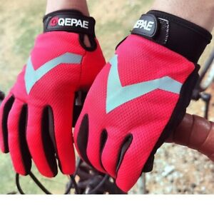 Qepae Full Finger Motorcycle Winter Gloves Screen Touch Guantes Moto Racing