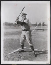 1950 Orig DODGER Press Photo - Mike McCormick