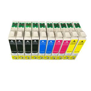10x Cartuccia per Stampante Epson XP-235 245 247 332 335 342 345 432 435 442 445