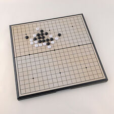 HOT Foldable Game of Go Go Board Game WeiQi Baduk Full Set 18x18 Study Size