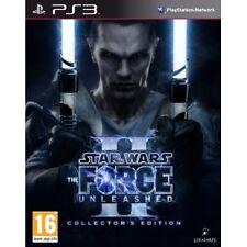 STAR Wars: il Potere della Forza II-Collector 's Edition (ps3) Nuovo e Sigillato