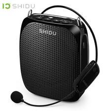 Shidu Ultra Wireless Portable Uhf Mini Audio Speaker Usb Lautsprecher Voice Ampl