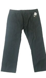 Mens Size 46x34 Rocawear Classic Fit Jeans Raw BLK MSRP $72 RB37JN03