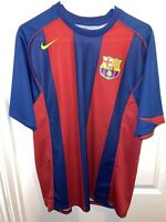 nike 90 fc barcelona jersey Size Large