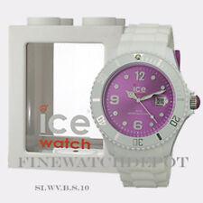 Authentic Ice White & Purple Big Watch SI.WV.B.S.10