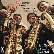 Italian Saxophone Qu - Four Seasons of Buenos Aires [New CD]