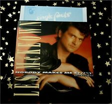 LES McKEOWN - Nobody makes me crazy * TOP SINGLE M-:)) im TOP COVER mit INFO