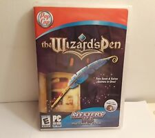 Wizard's Pen With Mystery P.I.: The Lottery Ticket (PC, 2009)