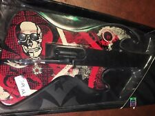 Guitar Hero Reaper Wireless Guitar Controller For Playstation 2  W/Strap/Dongle