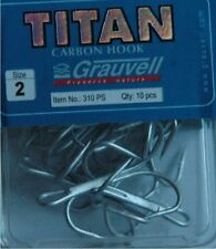 Grauvell Titan 310PS 10 hameçons triple n°2