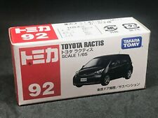 Tomica #92 Toyota Ractis 1/65 Diecast Car Tomy