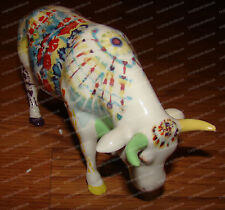 Udderly GROOVY, Lady Belle Bennett (CowParade by Westland, 9170) Stamford, 2000