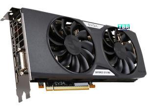 NEW EVGA GeForce GTX 960 04G-P4-3967-KR 4GB SSC GAMING w/ACX 2.0+ Video Card