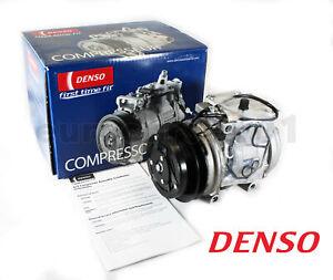 New! Porsche 911 DENSO A/C Compressor and Clutch 471-1129 964126121AX