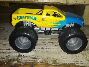 """2004 Hot Wheels Monster Jam """"Shattered"""", 1:24,"""