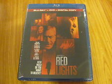 Red Lights (Blu-ray/DVD) *discounted*