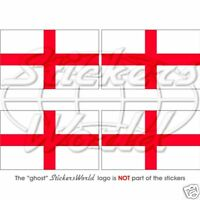 "ENGLAND English Flag UK Britain 50mm/2"" British Sticker"