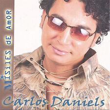 Carlos Daniels : Misiles De Amor CD