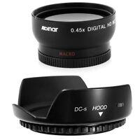 52mm Hood Flower Petal,Wide Angle Lens for Canon Rebel T4i T3i T3 T2i T1i XTi XS