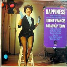 LP / CONNIE FRANCIS / US PRESSUNG 1967 / RARITÄT /
