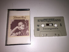 DIANA ROSS' GREATEST HITS AUDIO CASSETTE TAPE MOTOWN RECORD CORP MHC 869