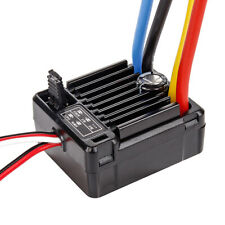 Electronic Speed Controller For RC 1/10 Car Waterproof Brushed ESC 1060 60A UK