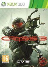 Xbox 360 Crysis 3 Neu&ovp UK Uncut Usk18