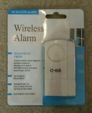 Wireless Alarm magnetic TRTP