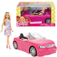 Barbie e la sua Auto Cabrio Mattel