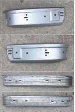 Set of 4 BMW e30 3 Series MTech1 Dechrome Metal Bumper Corner Side Sections