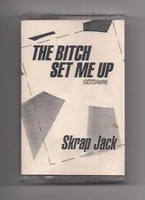 SKRAP JACK - The bitch set me up SEALED Cassette rare 1990 Rap