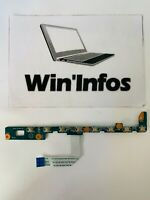 bouton board Media Button Board Ribbon Cable Sony Vaio PCG-3J1L (VGN-FW510F)